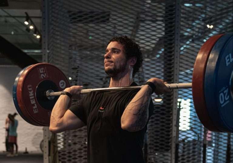 Robs strength method - GYM